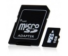 Carte micro SD 4Go